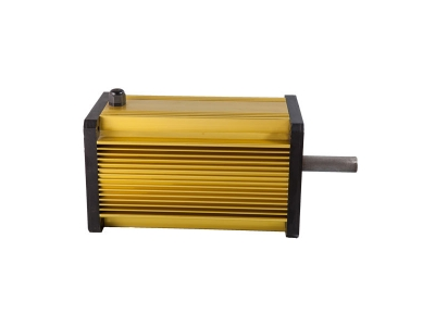 72V 2 HP Brushless DC Motor