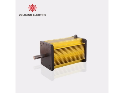 5.5kw 72v Electric Vehicle Permanent Magnet Motors