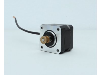 0.9 Degree Hybrid Stepper Motor 42mm