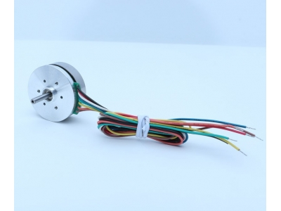 3 Phase Outer Rotor Brushless DC Motor 32MM 24V