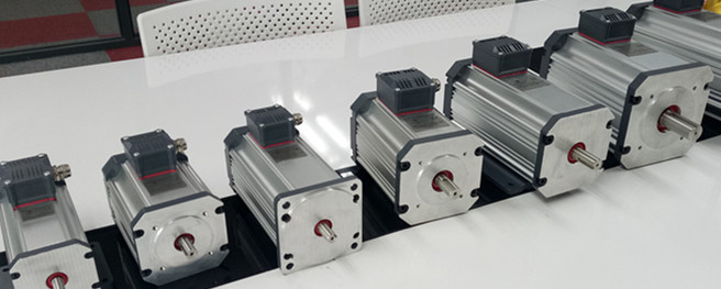 Permanent Magnet Motors IEC standard Frames Available