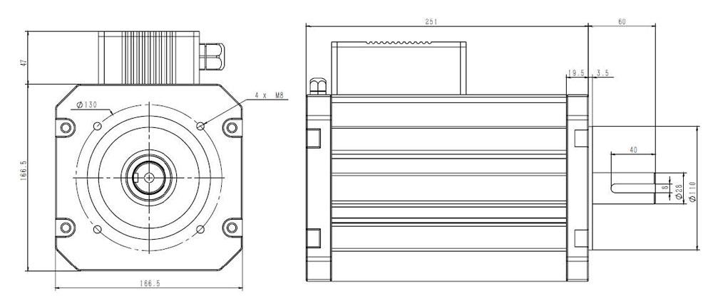 72V 5500W 3680rpm Brushless Electric Motor.jpg