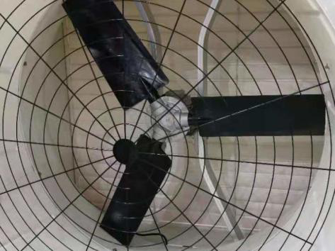 high pressure fans