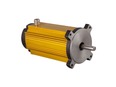 48V Low RPM Brushless DC Motor